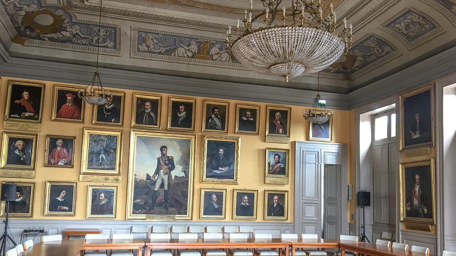 Auch: der Ratssaal im Rathaus. Foto: Hilke Maunder