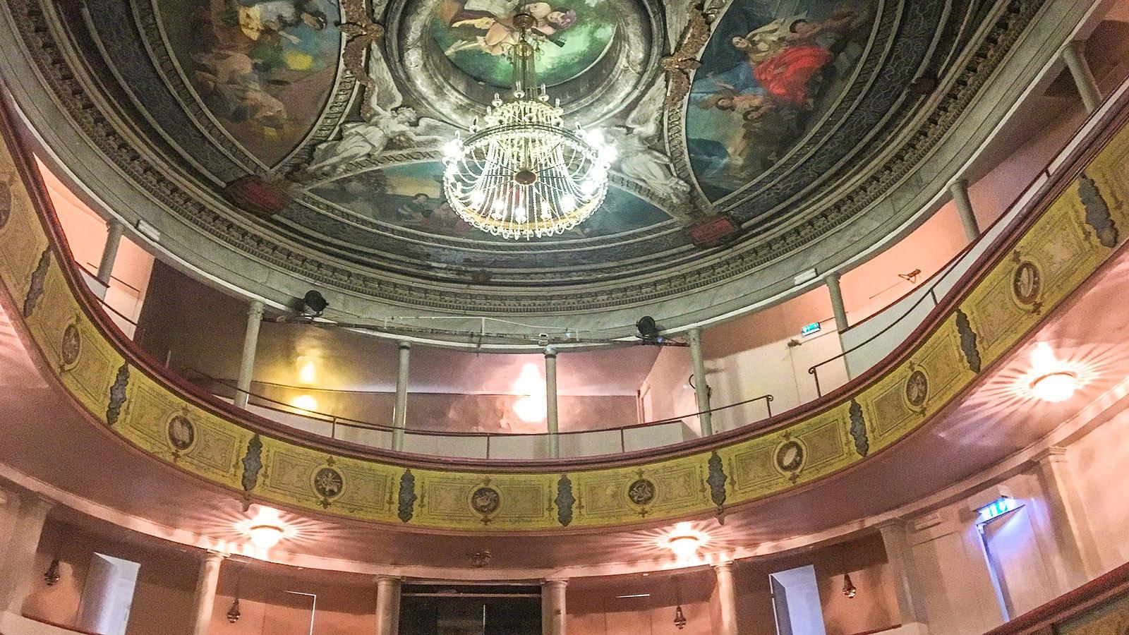 Auch: das Theater im Rathaus. Foto: Hilke Maunder