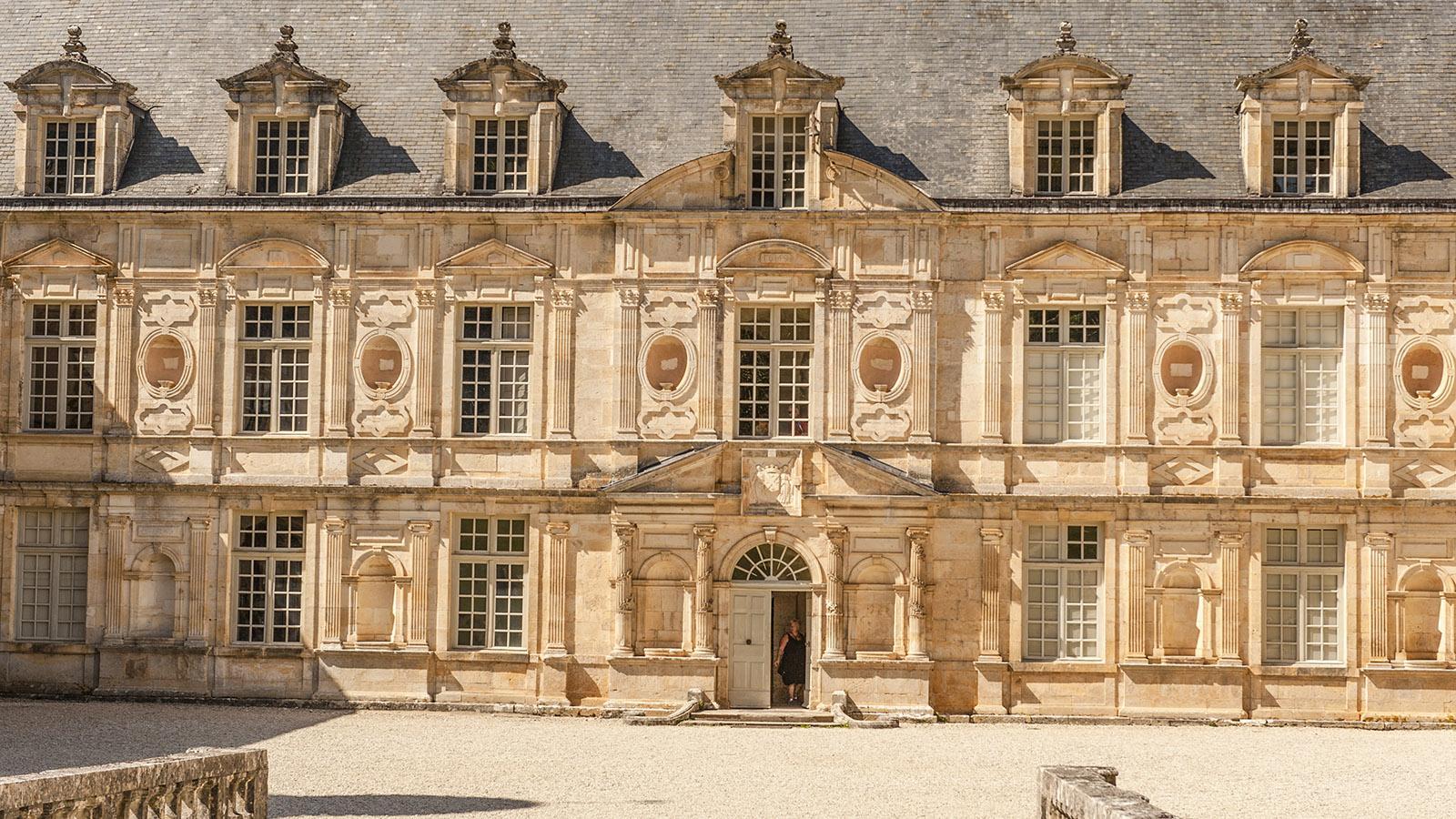 Château de Bussy-Rabutin. Foto: Hilke Maunder