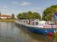 MS L'impressioniste im Hafen von Escommes. Foto: Hilke Maunder