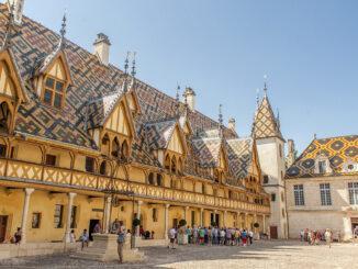 Beaune: Hôtel-Dieu. Foto: Hilke Maunder