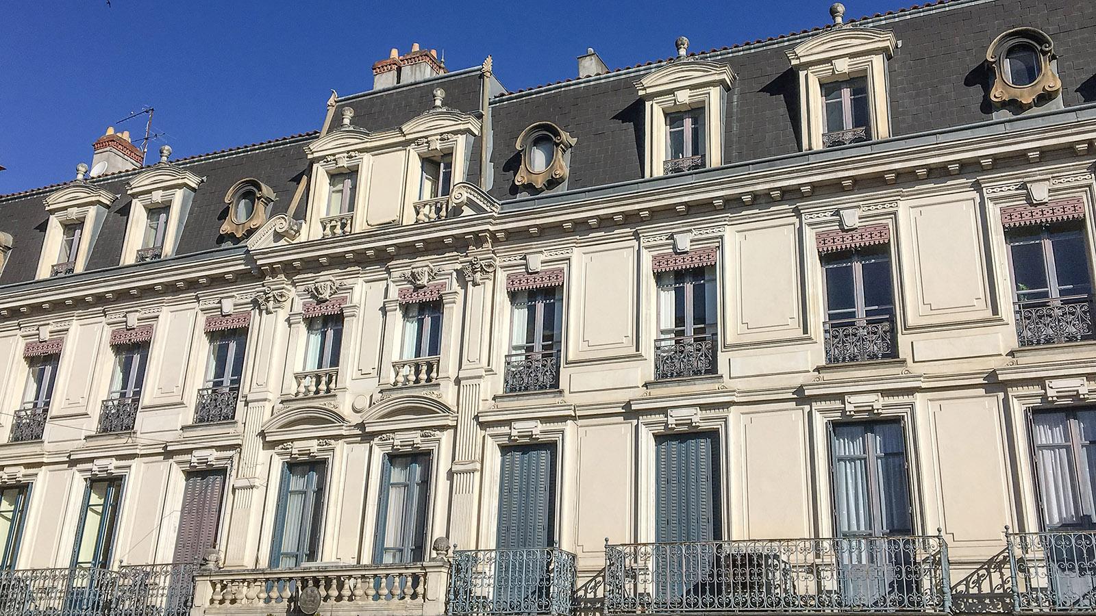 Saint-Gaudens, Fassade. Foto: Hilke Maunder