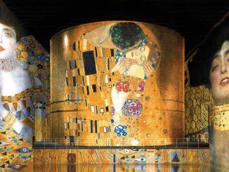 Pressefoto Gustav Klimt. D'Or et de Couleurs. Copyright: Culturespaces