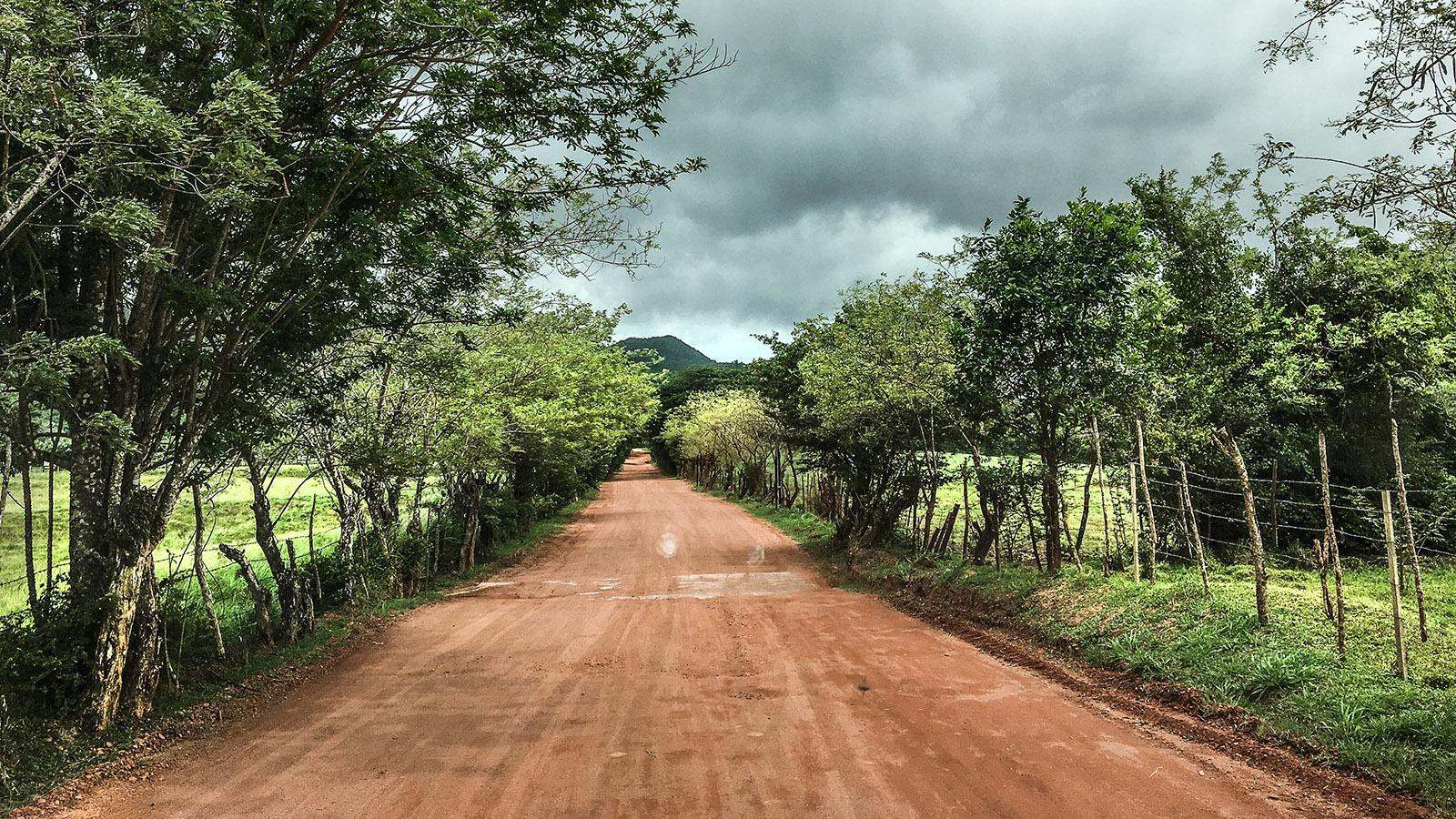 Auf dieser Offroad-Piste kommt ihr ins Village de Poterie. Foto: Hilke Maunder