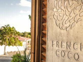 Tartane: Der Eingang zum Luxushotel French Coco. Foto: Hilke Maunder