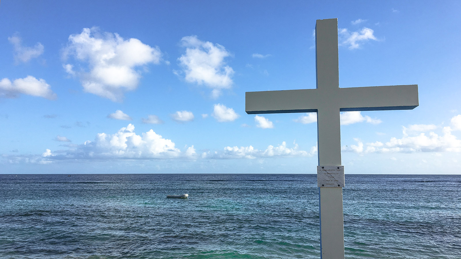 French Coco: Die Küste von Tartane ist fünf Minute vom Hotel entfernt. Foto: Hilke Maunder
