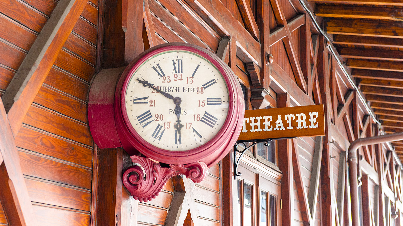 Cauterets: der Bahnhof. Foto: Hilke Maunder