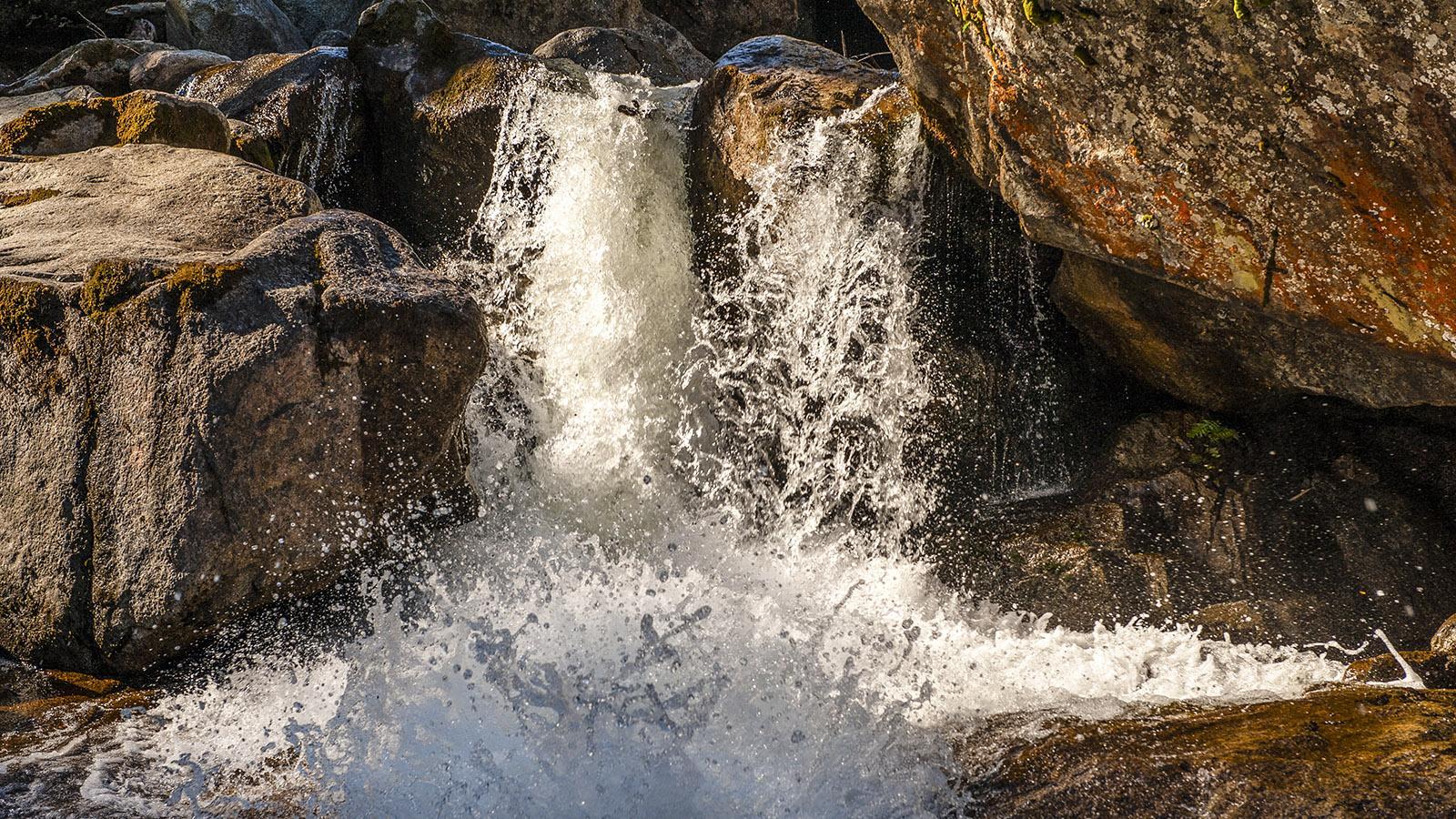 Pont d'Espagne. Wasserwunderland oberhalb von Cauterets. Foto: Hilke Maunder
