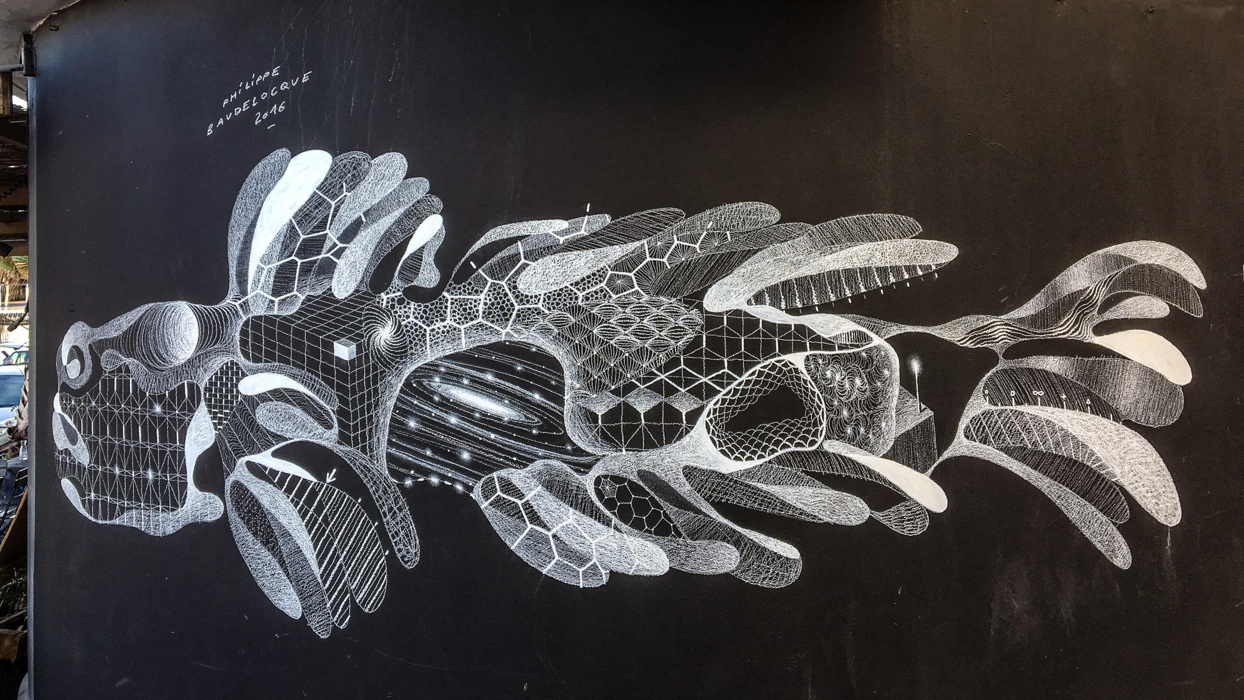 Street Art in Sète. Foto: Hilke Maunder