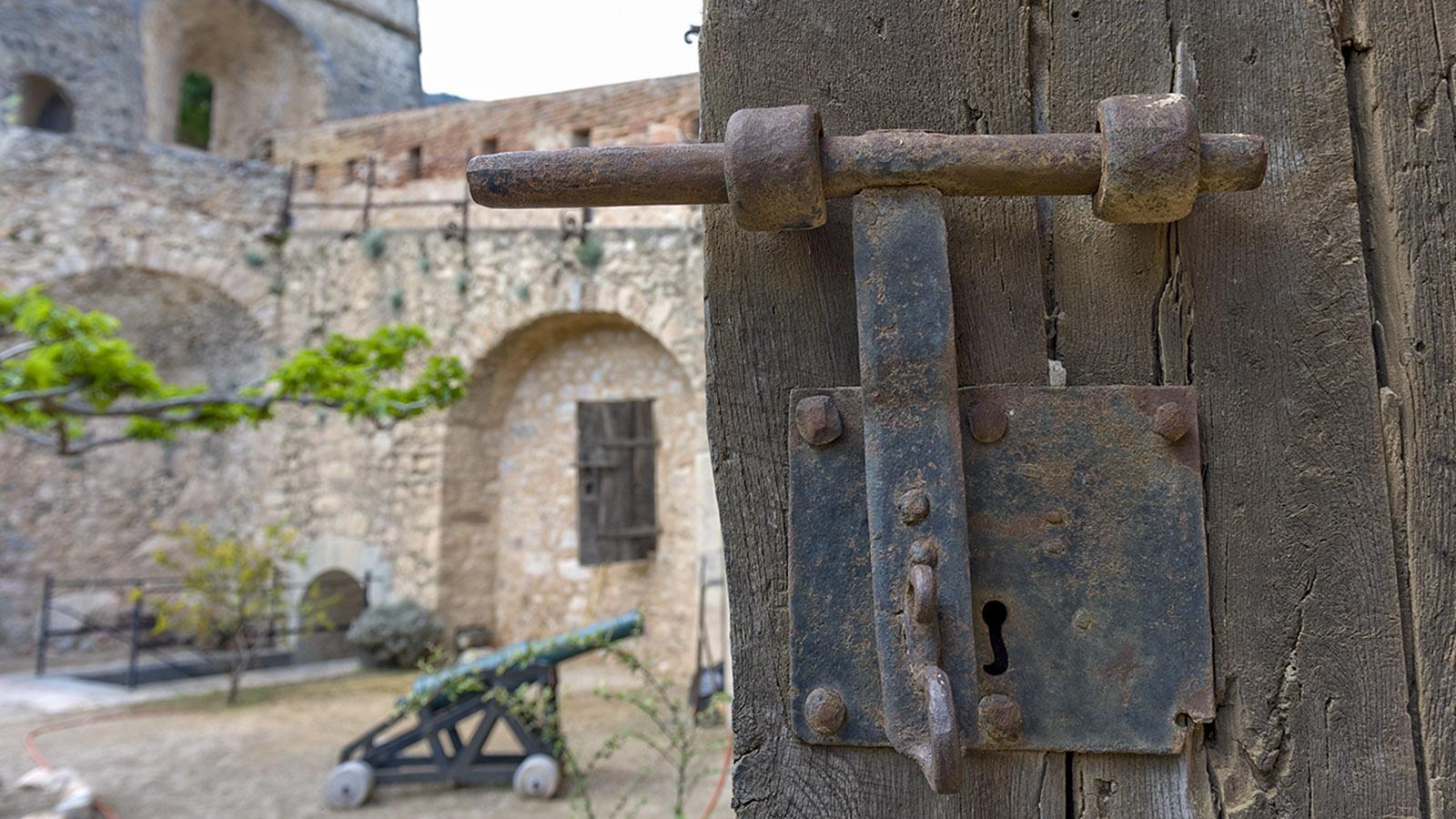 Villefranche-de-Conflent: Fort Liberia. Foto: Hilke Maunder