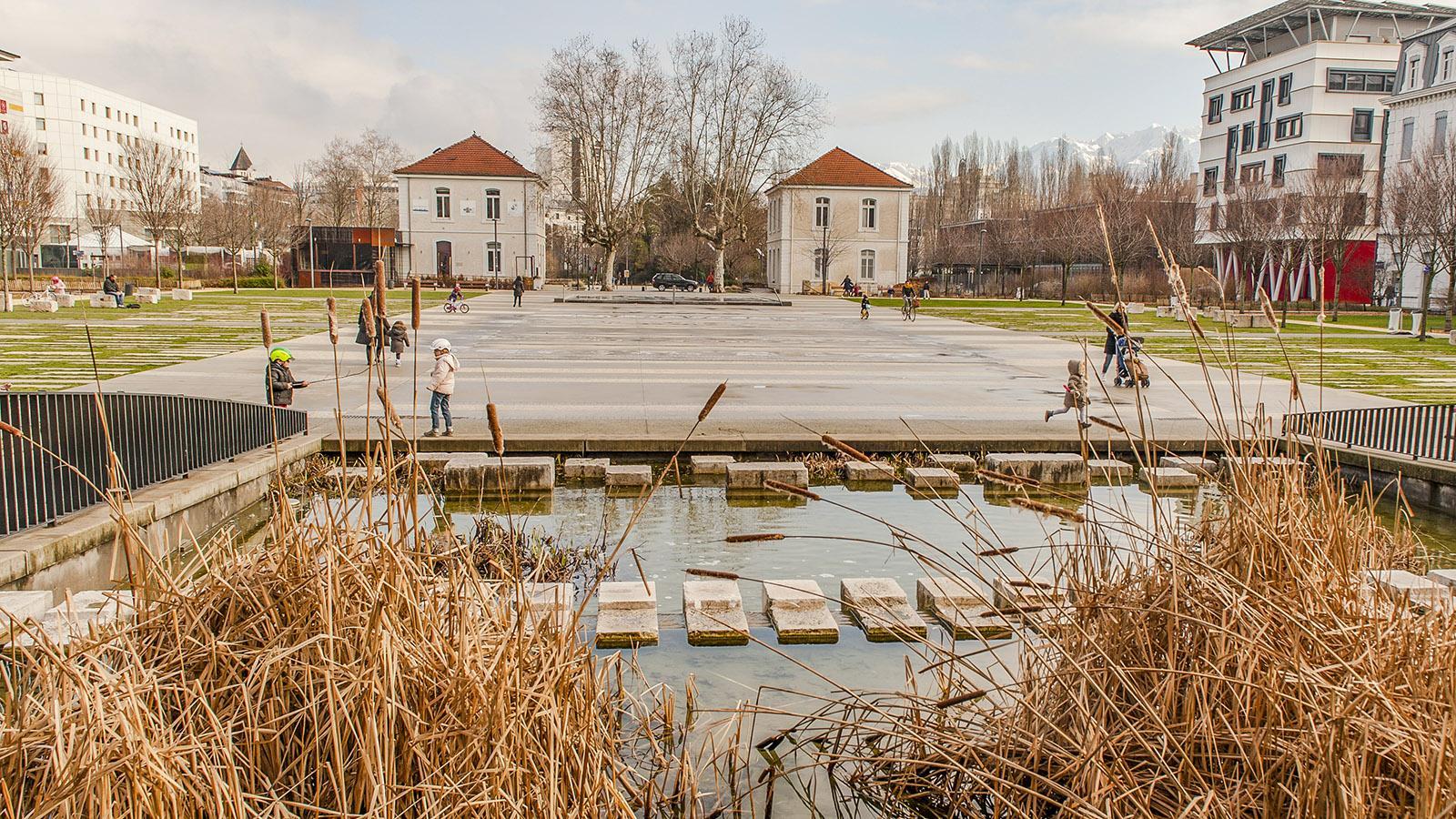 Caserne de Bonne. Foto: Hilke Maunder