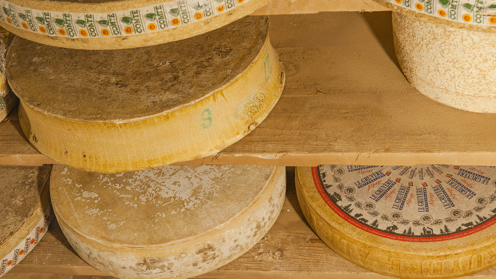 Grenoble, Käse. Foto: Hilke Maunder