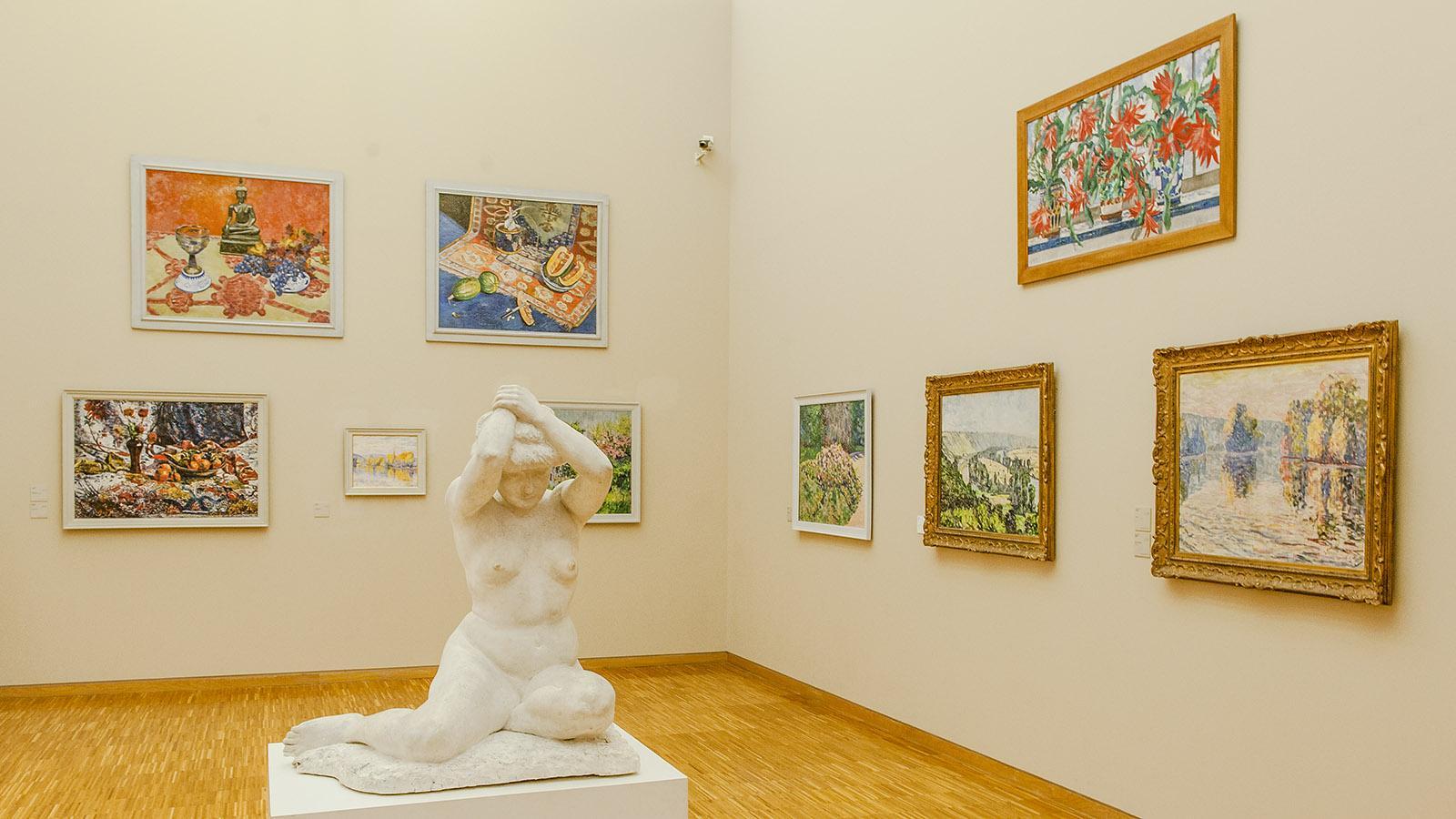 Kunstmuseum Grenoble. Foto: Hilke Maunder