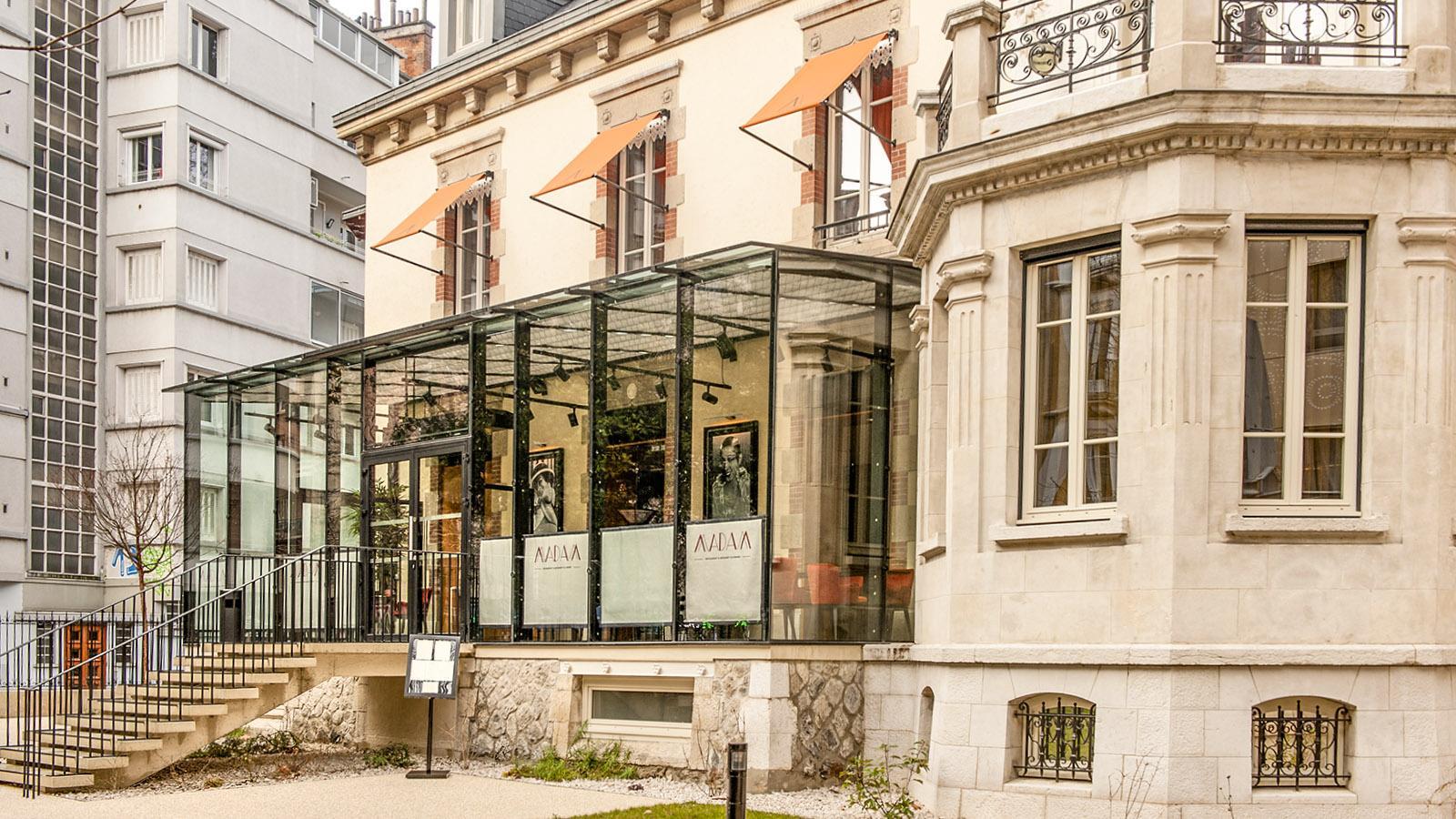 Restaurant MadaM, Grenoble. Foto: Hilke Maunder