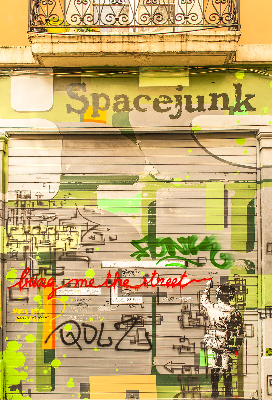Spacejunk. Foto: Hilke Maunder