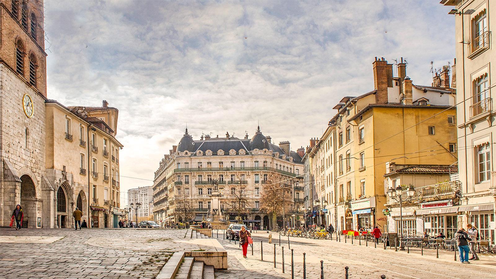 Grenoble: Foto: Hilke Maunder