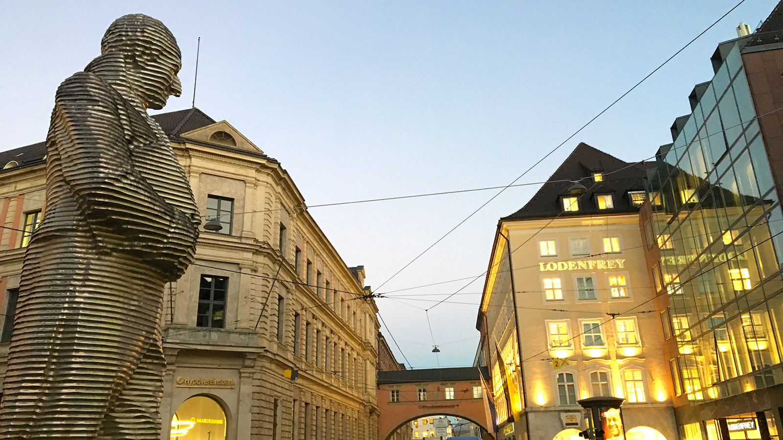 München Mongelas am Promenadeplatz. Foto: Hilke Maunder