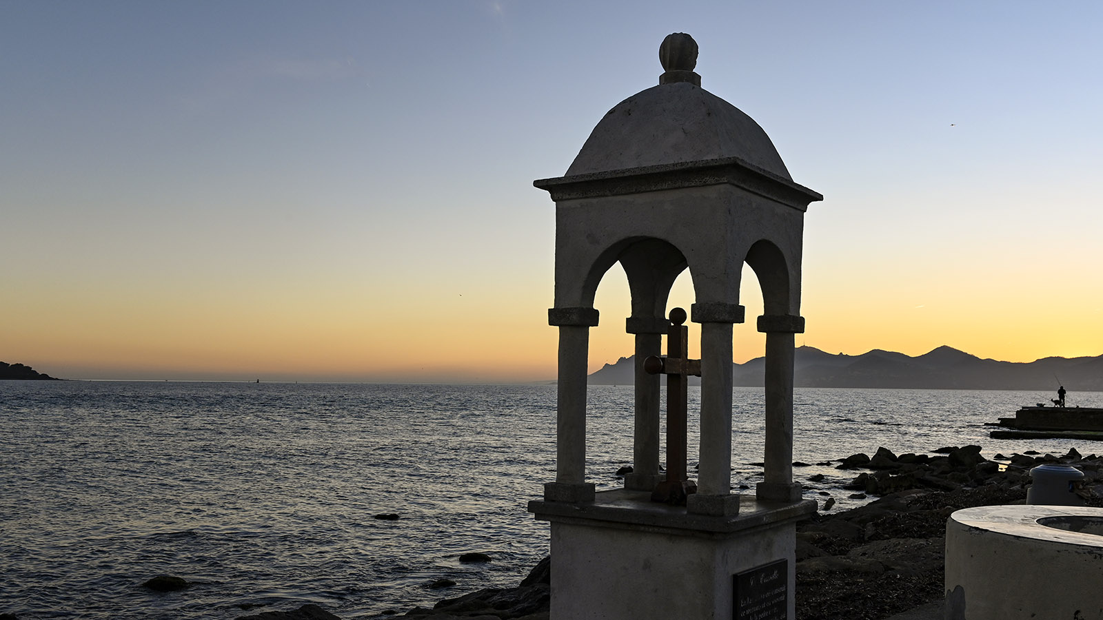 Cannes: Am Kreuz von der Croisette. Foto: Hilke Maunder