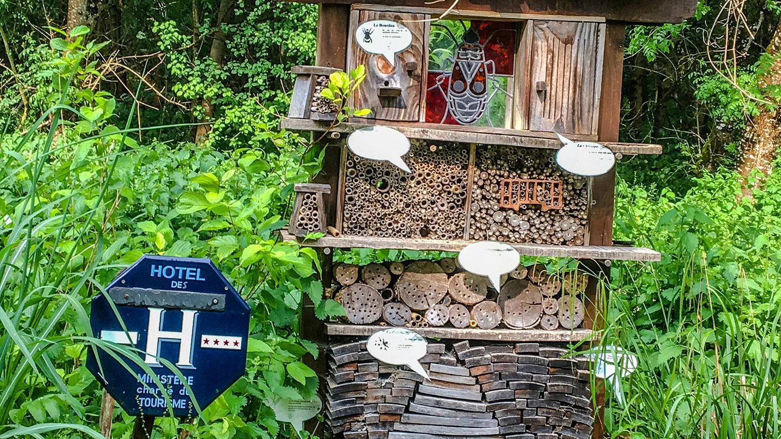 Jardin Respectueux. Foto: Hilke Maunder
