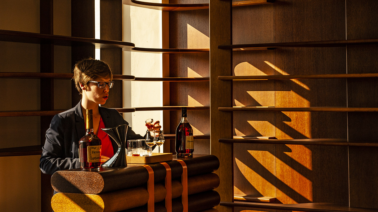 Hennessy in Cognac. Foto: Hilke Maunder