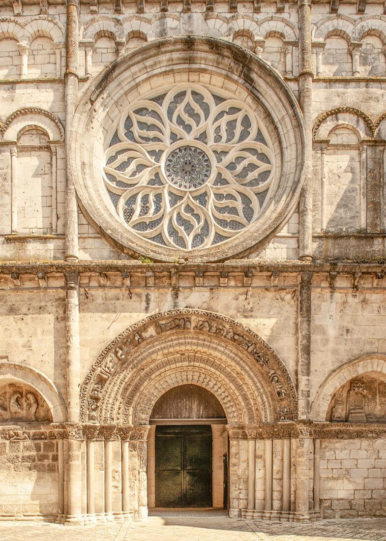 Cognac, Église Saint-Léger. Foto: Hilke Maunder
