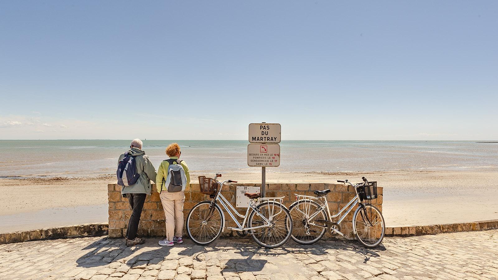 Île de Ré: Pas du Matray. Foto: Hilke Maunder