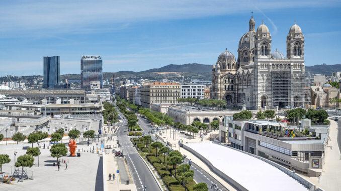 Marseille, Foto: Hilke Maunder
