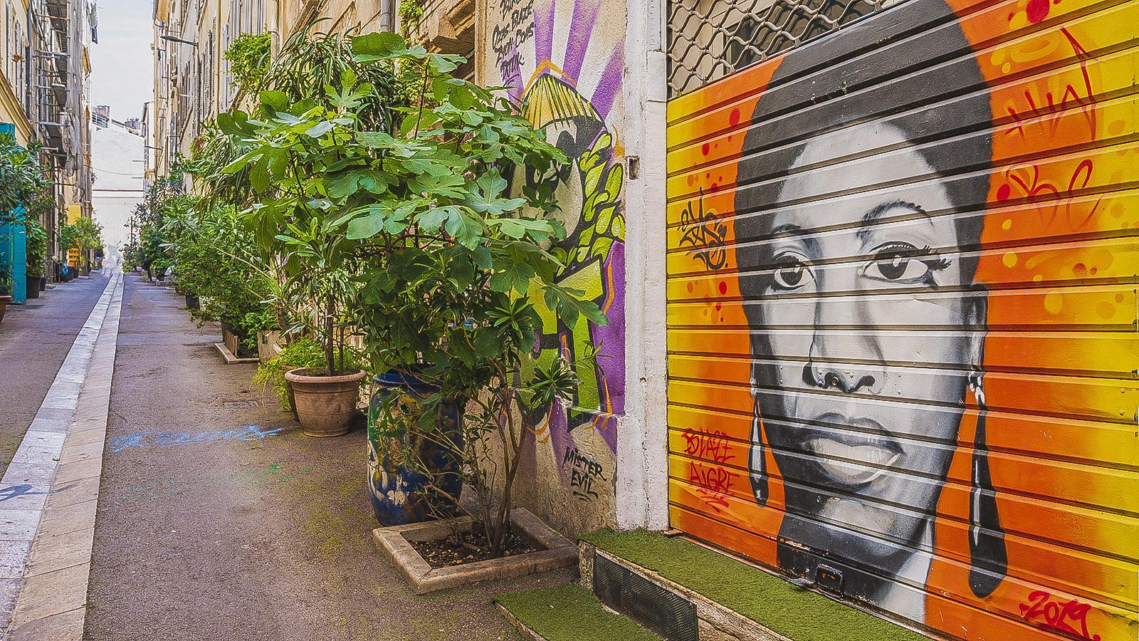 Grünes Marseille. Foto: Hilke Maunder