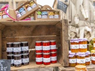 Aix-en-Provence: Wochenmarkt. Foto: Hilke Maunder