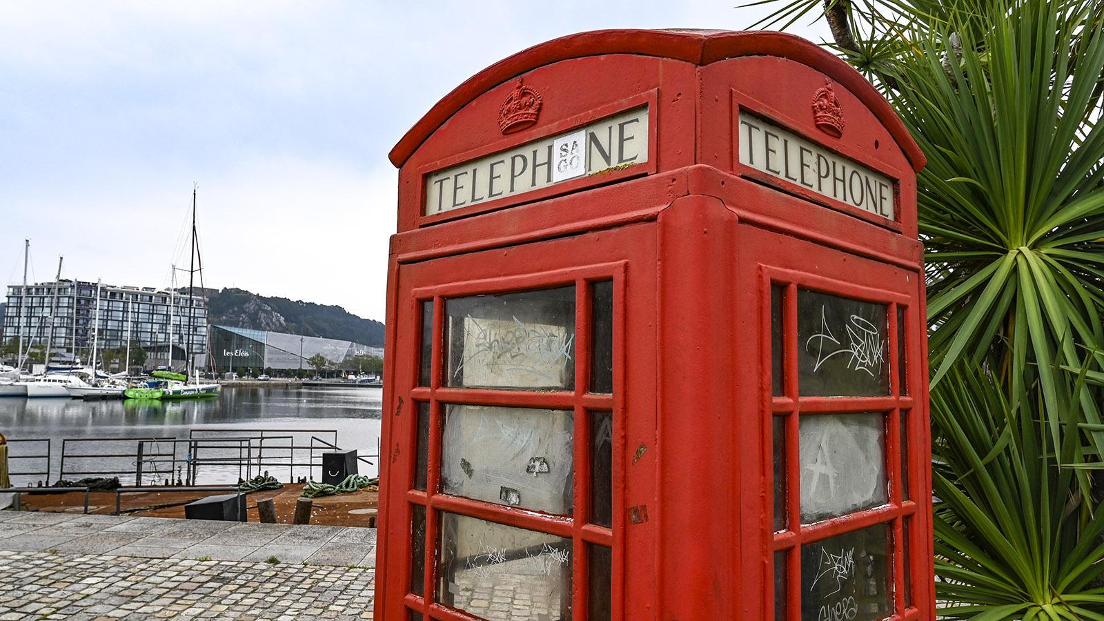 Cotentin: England lässt grüßen. Foto: Hilke Maunder