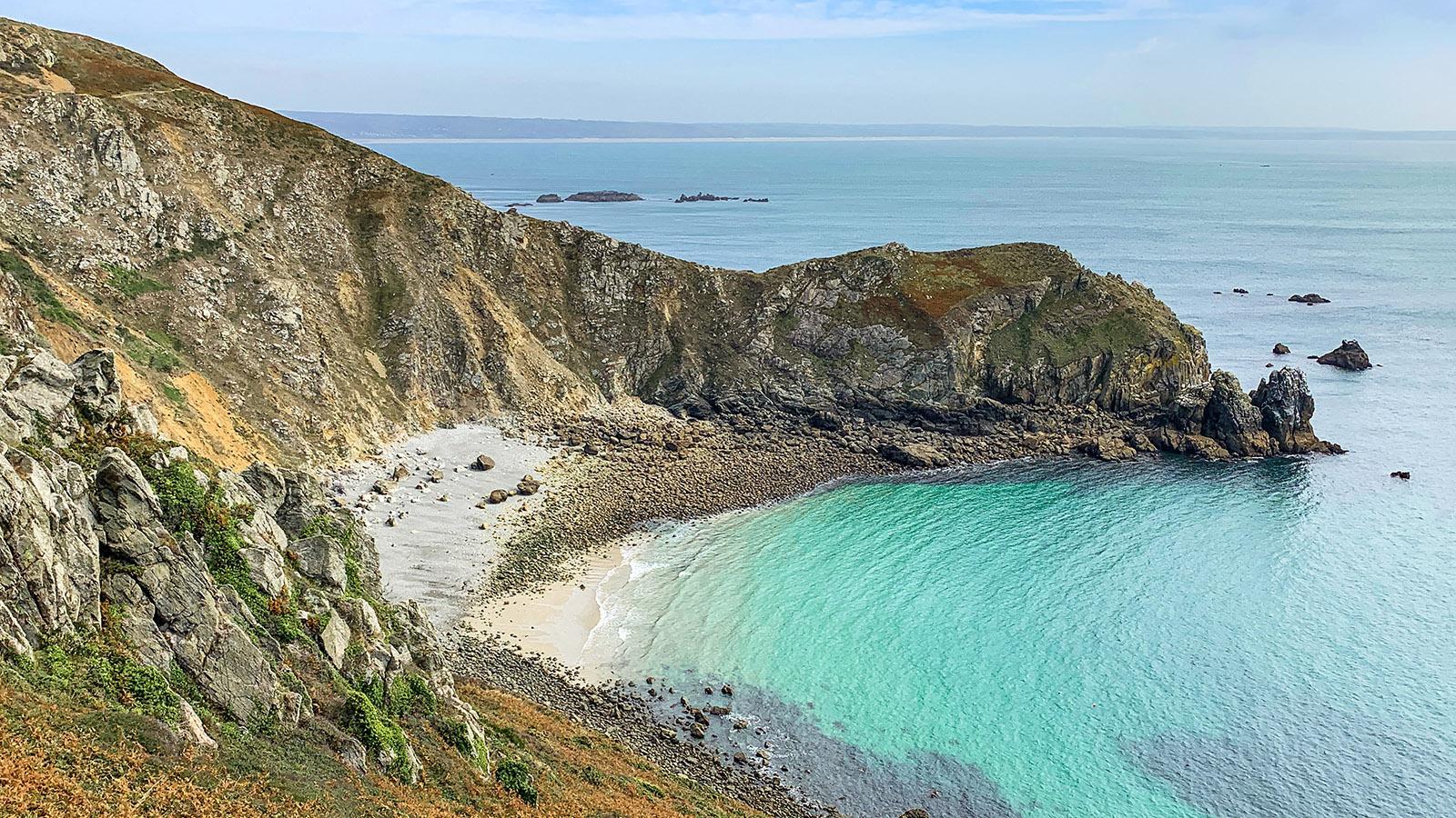 Cotentin: Cap Jobourg. Foto: Hilke Maunder