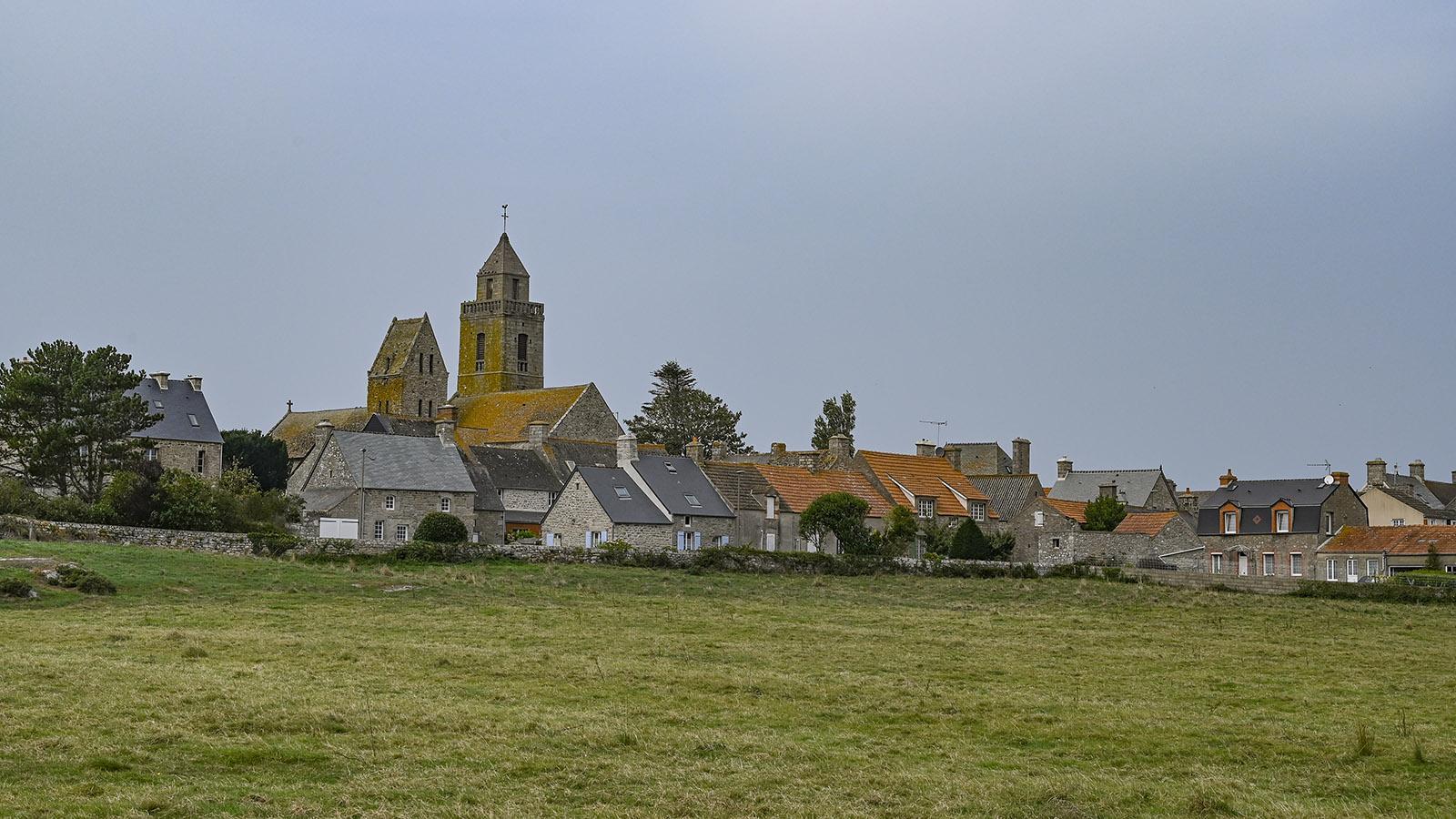 Cotentin: Gatteville. Foto: Hilke Maunder