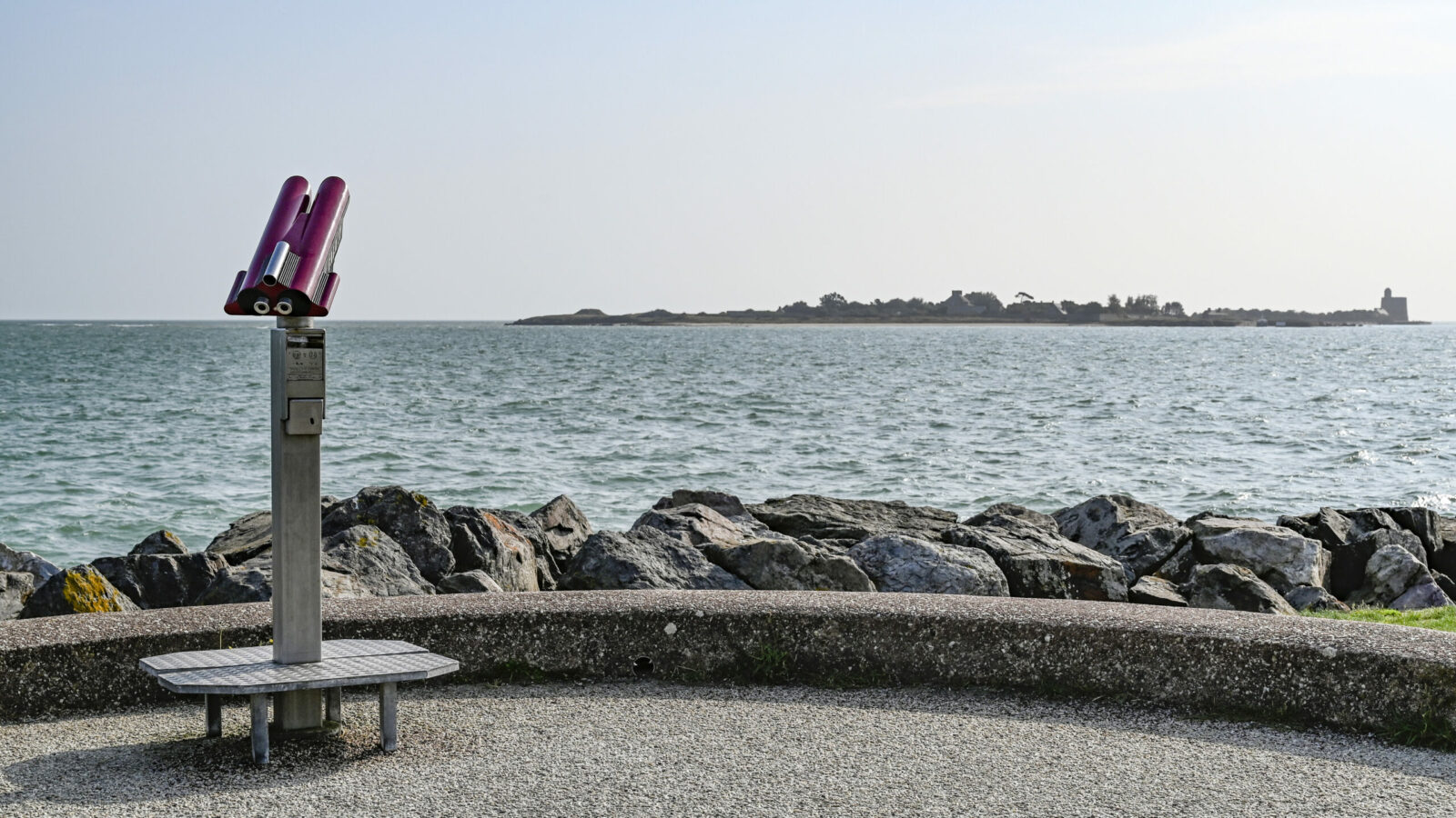 Die Insel Tatihou. Foto: Hilke Maunder