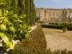 Château Flaugergues von der Gartenseite. Foto: Hilke Maunder
