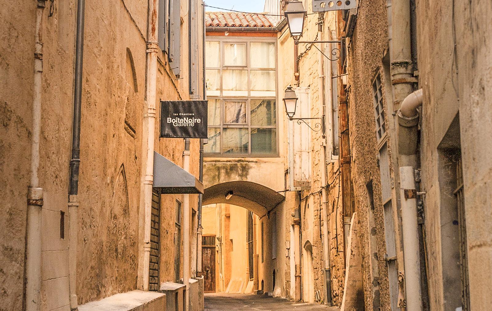 In der Altstadt von Montpellier. Foto: Hilke Maunder
