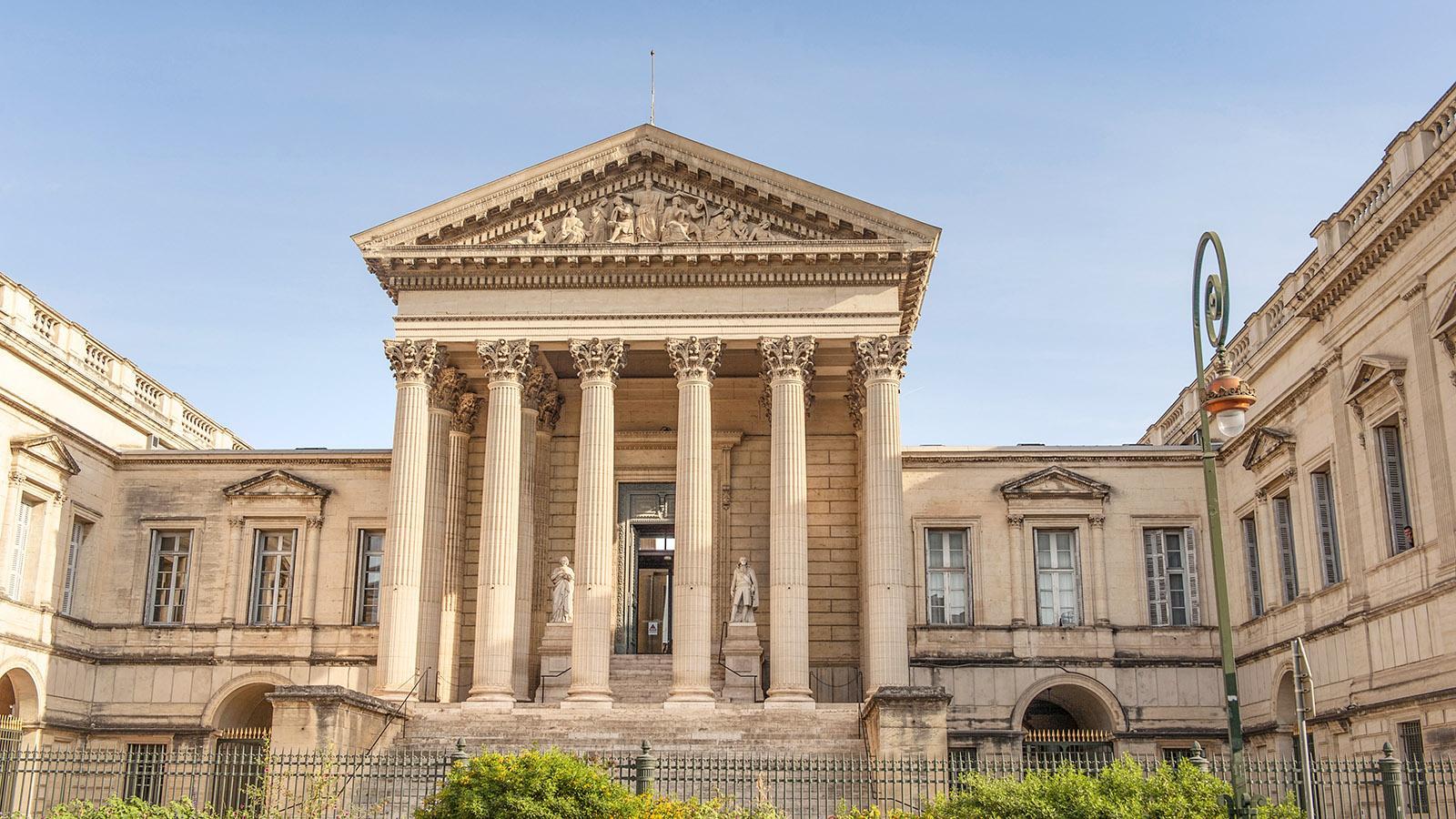 Cour d'Appel von Montpellier