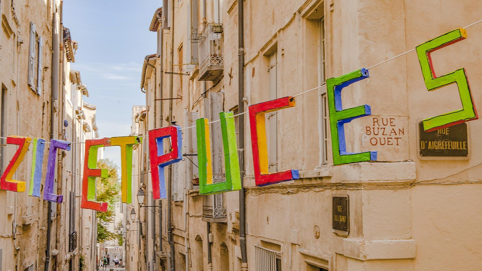 Montpellier: in der Altstadt. Foto: Hilke Maunder