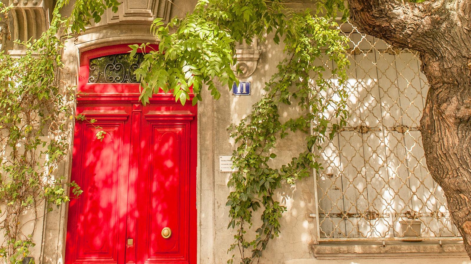 Montpellier: Fassade. Foto: Hilke Maunder