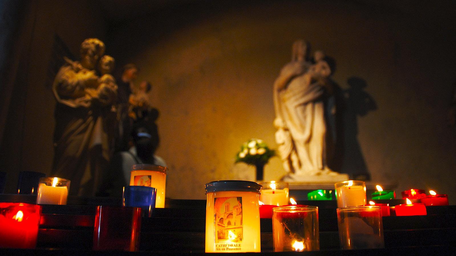 Aix en Provence: Cathédrale St-Sauveur. Foto: Hilke Maunder