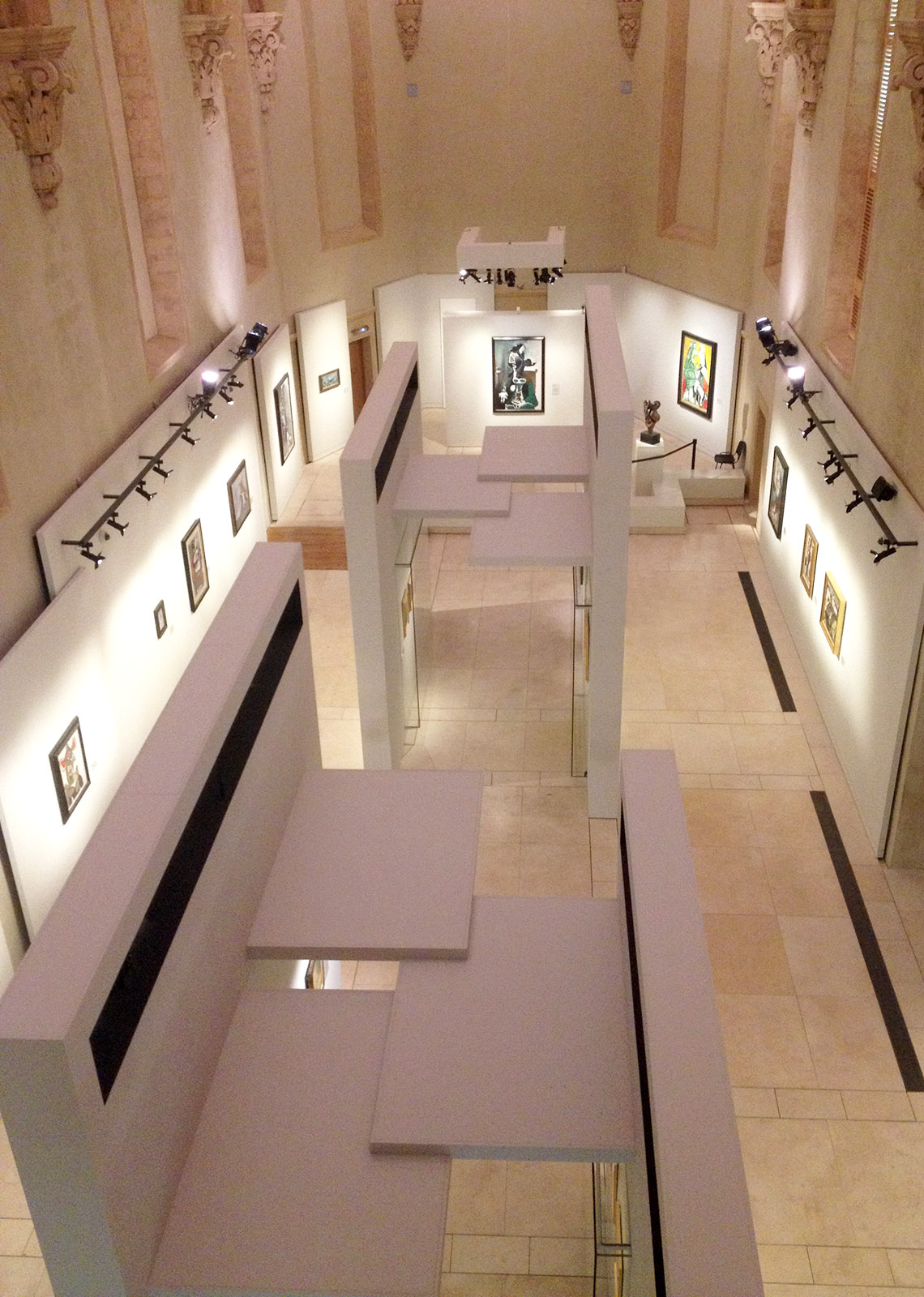 Aix-en-Provence: Musée Granet. Foto: Hilke Maunder