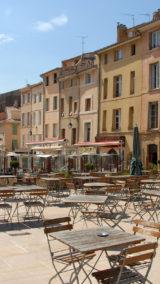 F/Provence/Aix en Provence: Place des Cardeurs