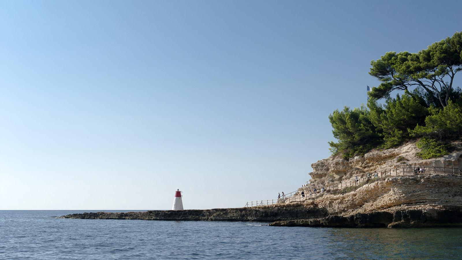 Der Phare de Cap Couronne. Foto: Hilke Maunder