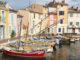 Malerisch: der Altstadt- Hafen von Martigues. Foto: Hilke Maunder