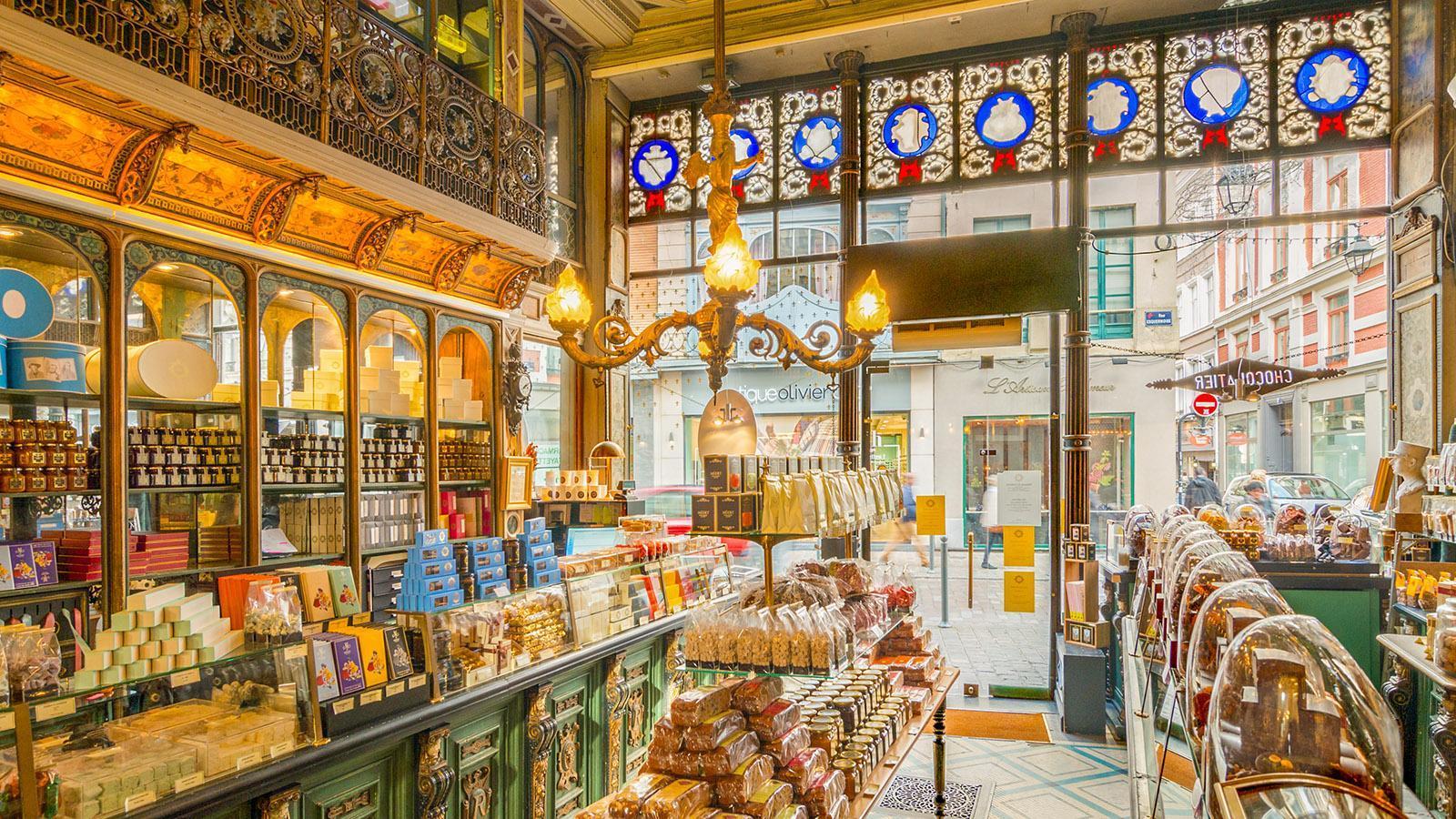 Lille: Pâtisserie Meert. Foto: ATOUT France