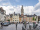 Die Place Charles-de-Gaulle von Lille. Foto: