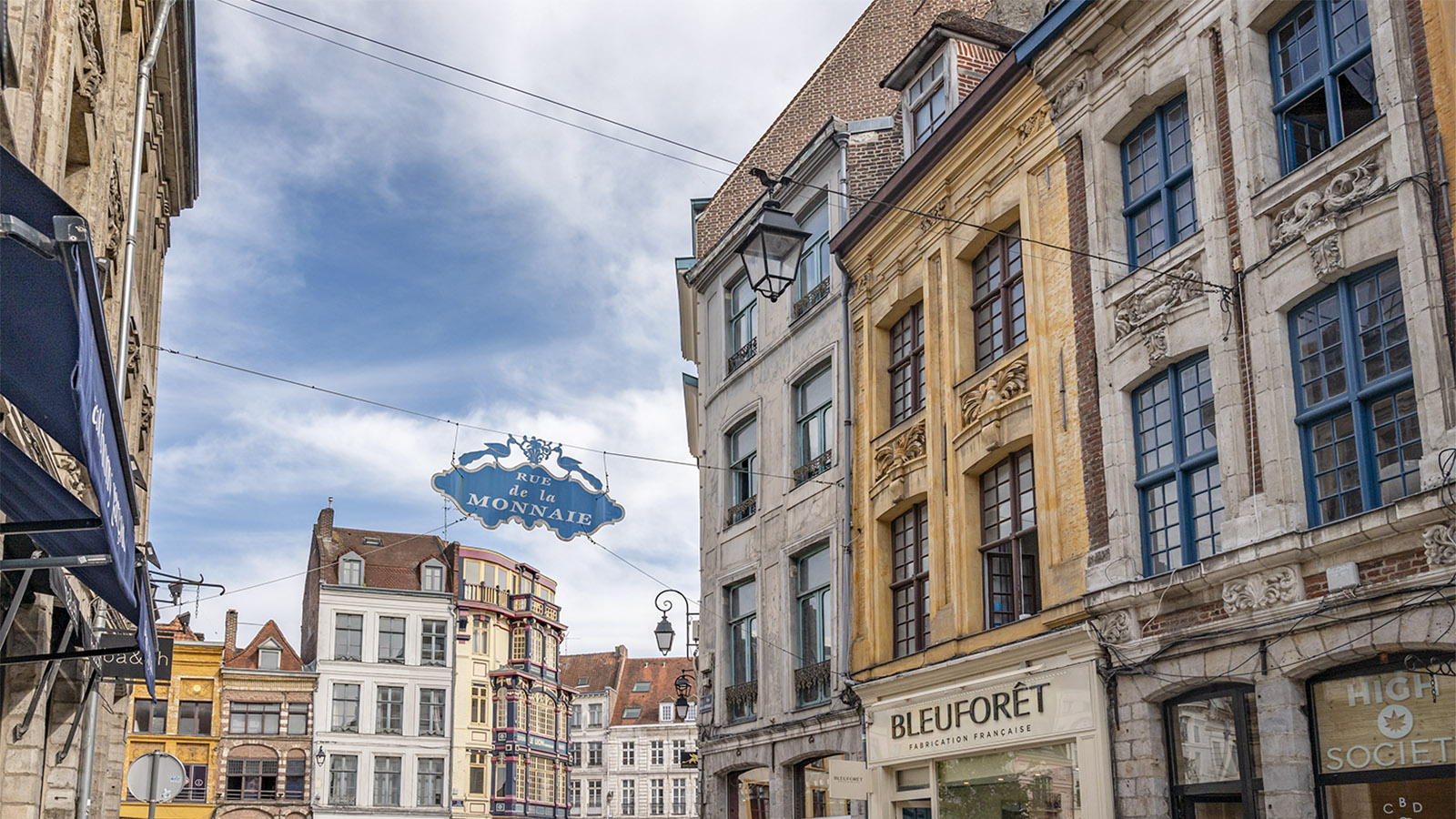 Die Rue de la Monnaie. Foto: Hilke Maunder