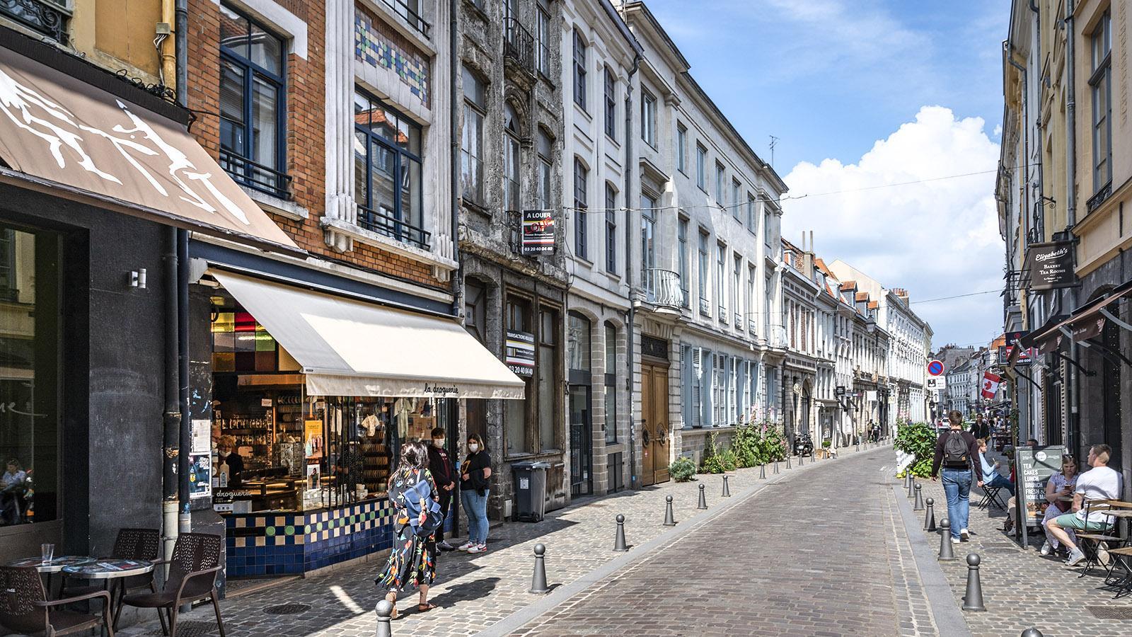 Vieux-Lille. Foto: Hilke Maunder