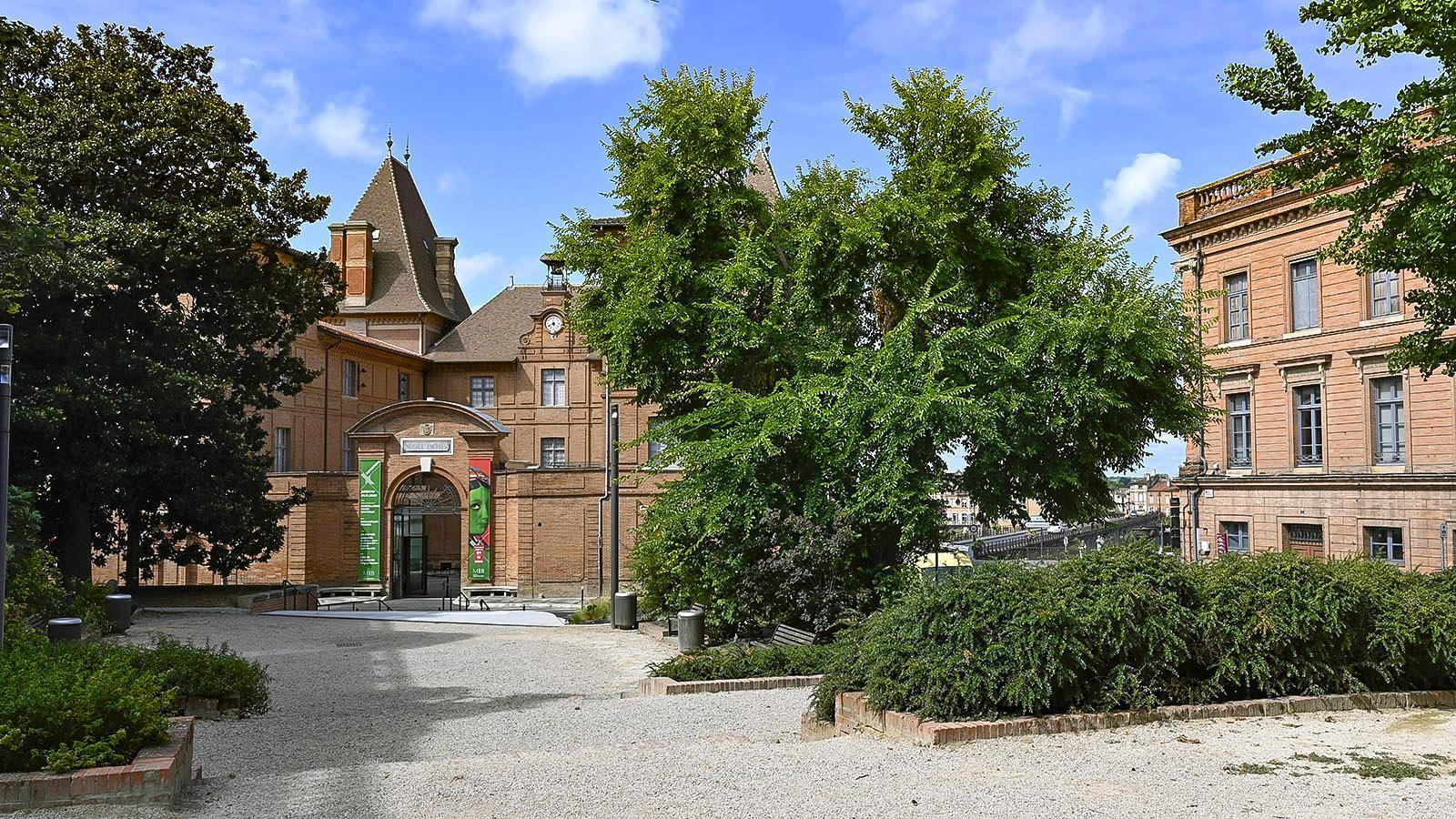Das Ingres-Museum von Montauban. Foto: Hilke Maunder