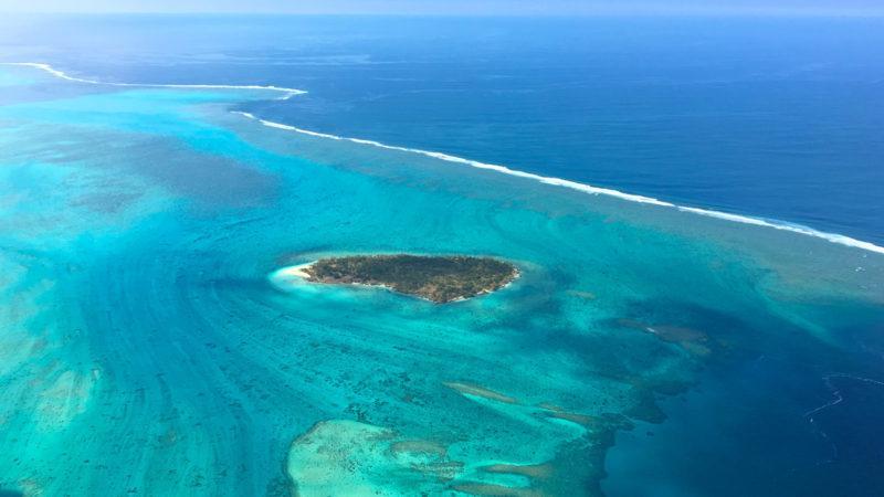Wilde Westen: Green Island im Korallenmeer des Weltnaturerbes. Foto Hilke Maunder