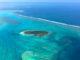 L'île Verte im Korallenmeer des Weltnaturerbes. Foto Hilke Maunder